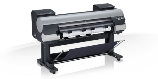 <strong>CANON IPF 8400S</strong><br />Plotter with waterbased inks - 110cm
