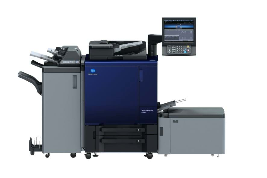 <strong>KONICA MINOLTA C3070L</strong><br />350g color paper printer