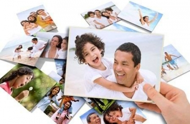 How much does it cost to print photos? What measures are there? And what kind of papers?